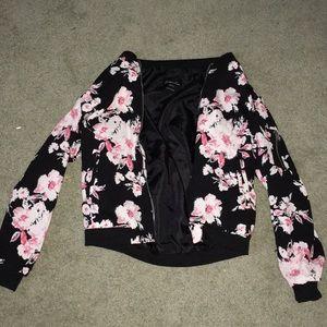 Jackets & Blazers - Endless Love Floral Jacket